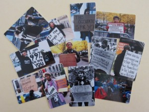 Cards from Occupy Your Wallet
