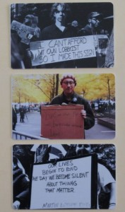 3 cards from Occupy Your Wallet