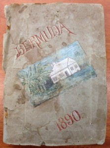 Cover of Bermuda 1890