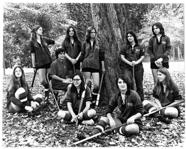 Field hockey, 1971