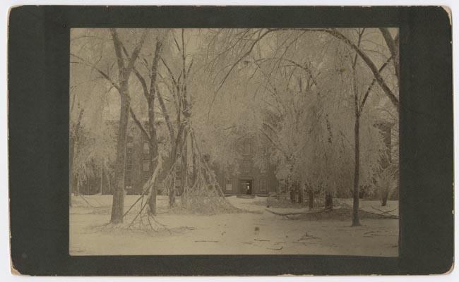Ice storm of 1891