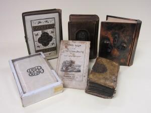 A few books from Adath Israel