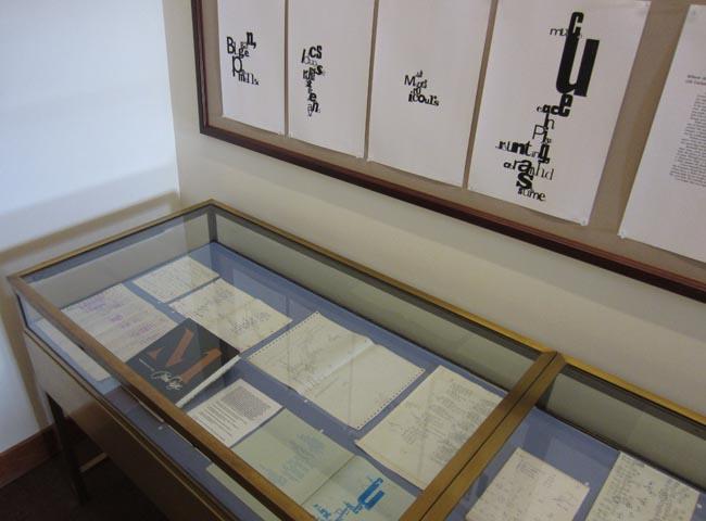 John Cage exhibition