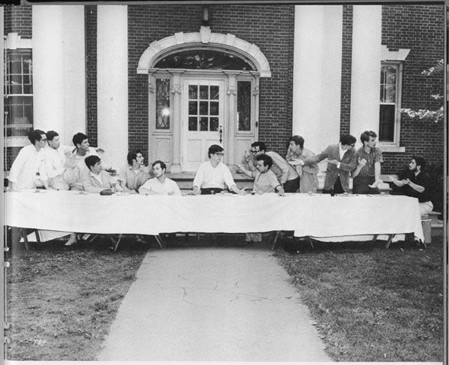 John Wesley Club, 1965