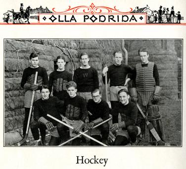 Olla Podrida, soccer team, 1930