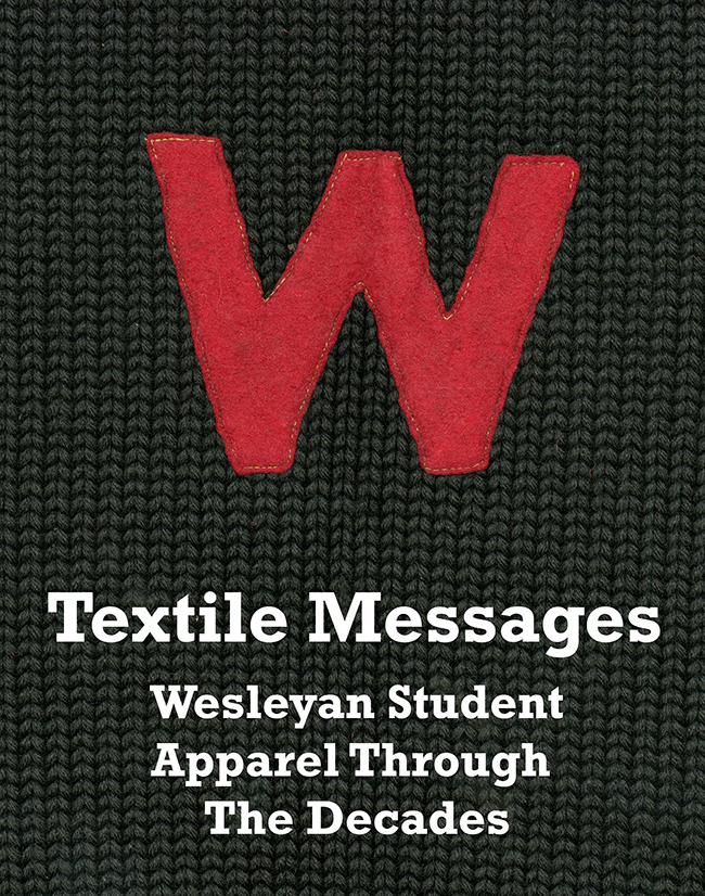 Textile Messages exhibition